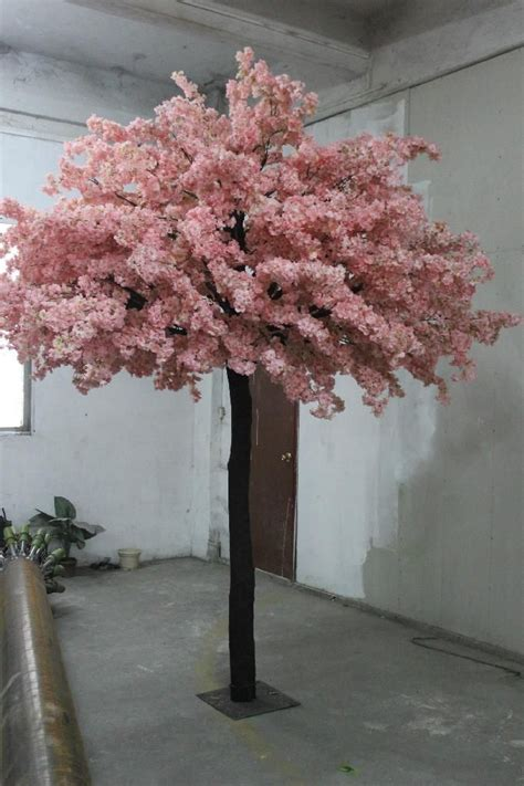 selling artificial cherry blossom tree top quality
