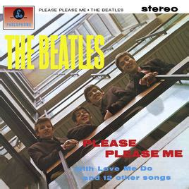 please please me by the beatles on apple music