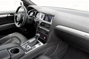2014 Audi Q7 Dimensions 2014 Audi Q7 Reviews And Rating Motor Trend