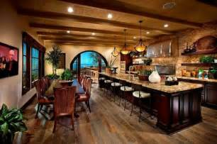 Beautiful House Interior View Of The Kitchen Big Beautiful Kitchen Stylish Eve Inside The House