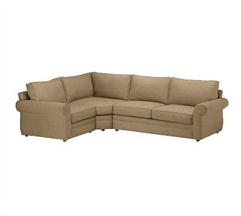 Wedge Sofa Sectional Pearce Upholstered Right 3 Corner Wedge Sectional Blend Wrap Cushion Traditional