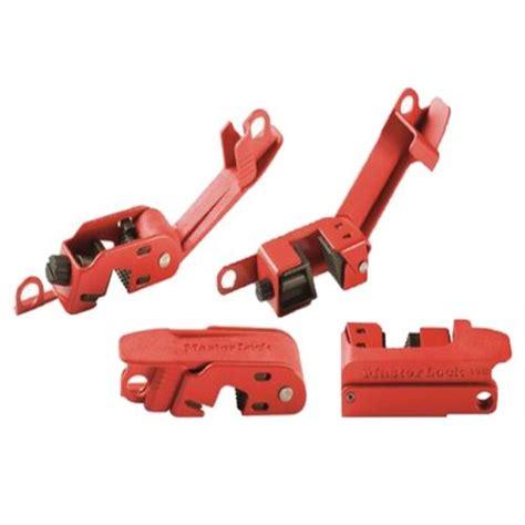 Circuit Breaker Lockout Grip Tight 491b 1 master lock griptight circuit breaker lockout lakedale