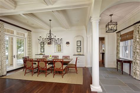 Christopher Dining Room by 13 Summer Island Traditional Dining Room Charleston