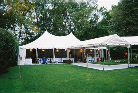 backyard party tent outdoor furniture design and ideas