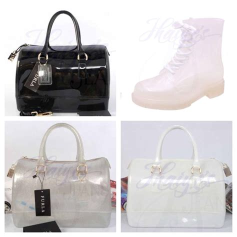 Blue Jelly Bag by Black Jelly Boots Jelly Bag Jelly Boots Buy Both Save