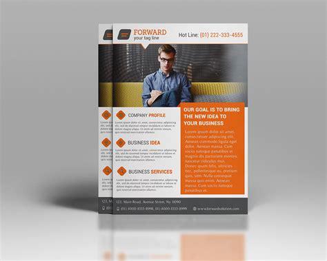free professional flyer templates freebies professional corporate flyer psd template on