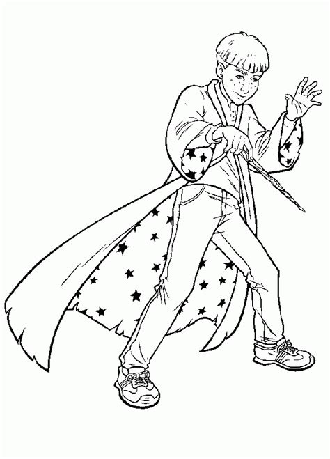 cool harry potter coloring pages harry potter color pages coloring home
