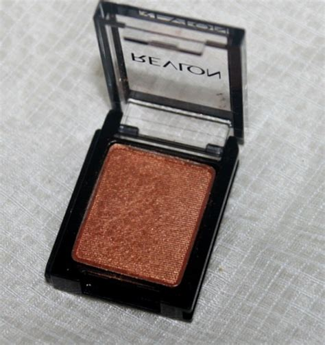 Eyeshadow Revlon Review revlon colorstay shadow links eyeshadow in copper review