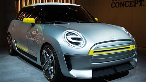 2019 mini electric 2017 mini electric concept top speed