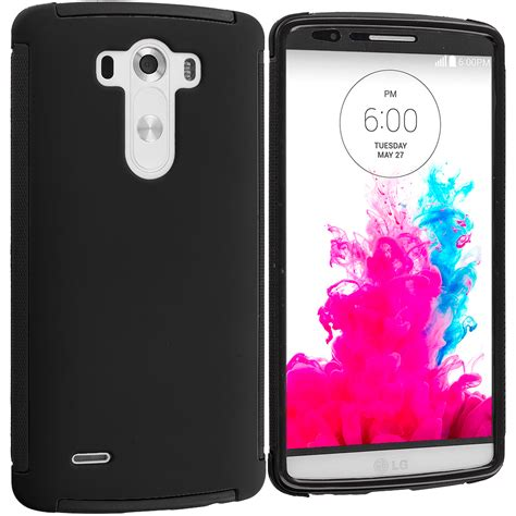 Lg G3 Shockproof Mei Lunatik Armor Casing Cover Bumper for lg g3 hybrid shockproof armor cover with built in screen protector ebay