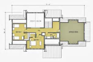 simply home designs new house plan with