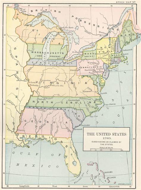 united states map 1783 websites mr emmi s