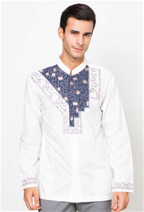 Koko Muslim Formal 10 contoh desain baju koko pria terbaik 2017