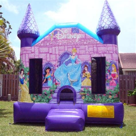 Princess Castle Bounce In Indianapolis