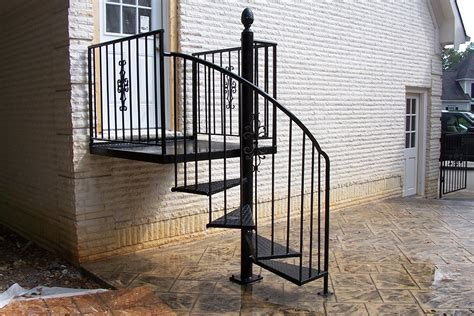 iron staircase gallery raleigh nc cast iron elegance