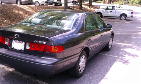 2000 Toyota Camry Ce 2000 Toyota Camry Pictures Cargurus