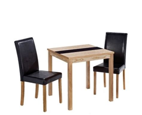 Dining Table And Chairs Brisbane Brisbane Ash Small Dining Table And Chairs 7 Day Express Uk Delivery