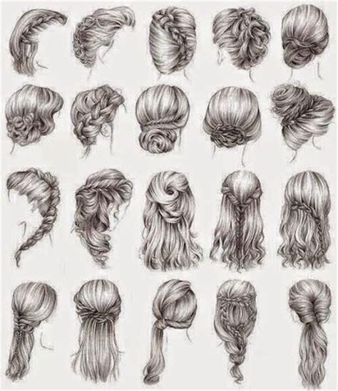Verschillende Haarstijlen verschillende haarstijlen haar