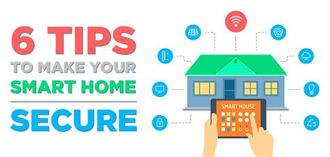 6 tips to make your smart home secure slice
