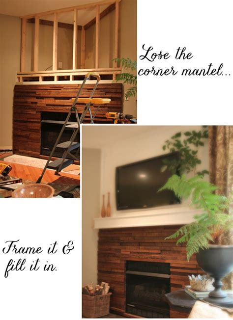 Decorate Project Working With A Corner Fireplace Emily A Clark