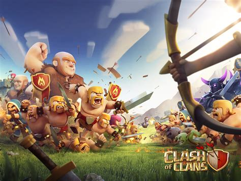 clash of clans android top 5 android 2015