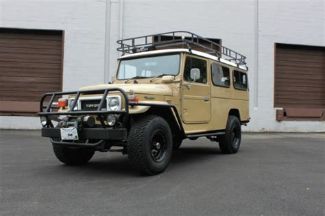 1980s toyota land cruiser 1981 toyota land cruiser quot troopy quot rhd diesel manual