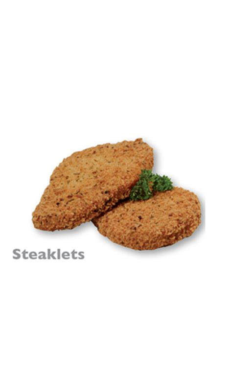 Agen Nature Stek florida chickensteaklets