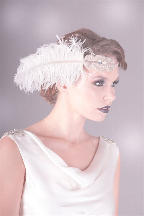 Vintage Wedding Hair Southton by Get A 1920 S And Deco Inspired Vintage Chic Bridal