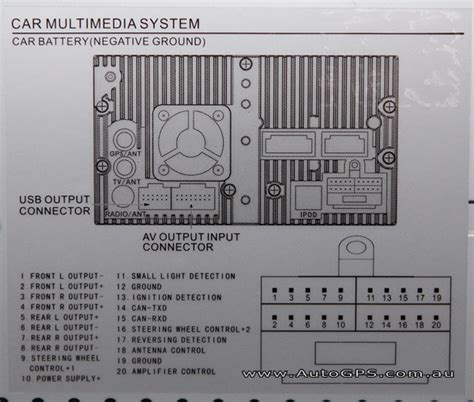holden commodore vz stereo wiring diagram 41 wiring