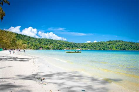 best cambodian beaches where are the best beaches in cambodia indochinadaytours