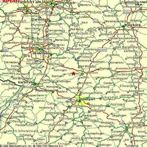 Road Map Of Germany by Large Scale Road Map Of Germany Detailed Road Map Of