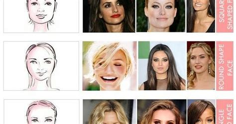 most desired face shape for models number 1 most wanted factor for perfect haircut top