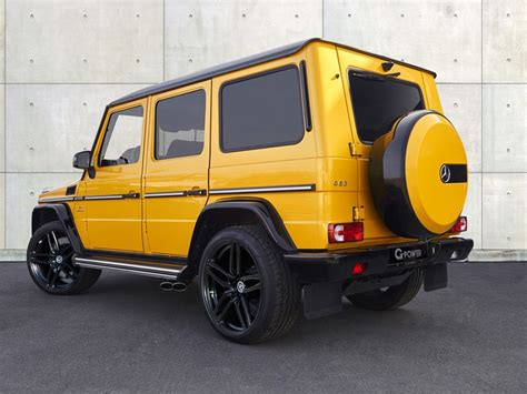 G Power Auto Tuning by Mercedes G Klasse Tuning By G Power Auto Motor At