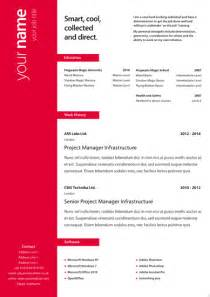 Basic cv templates cv and cover letter template 106scr