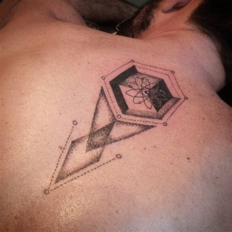 atomic tattoos 35 atomic designs meanings secrets of the