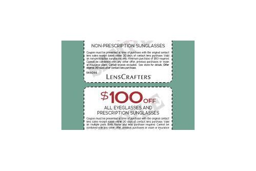 lenscrafters printable coupons 2018