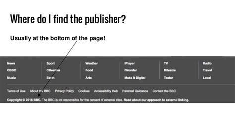 Find Website How Do I Cite A Website