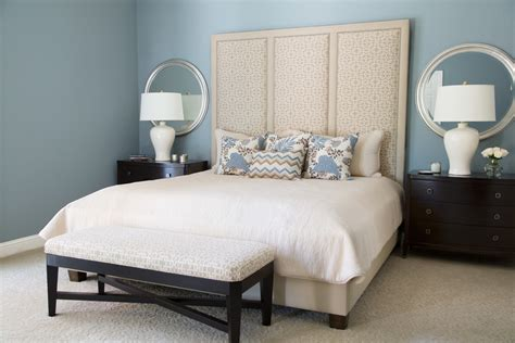 decorating with mirrors in bedroom before after once dated drab this bedroom now feels