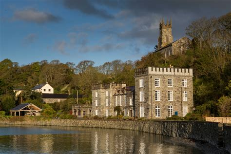 castle boutique accommodation castletownshend west