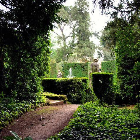 giardino barbarigo valsanzibio gardens