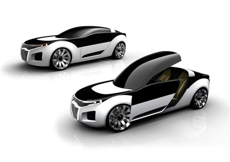 techcracks concept saab viggen car