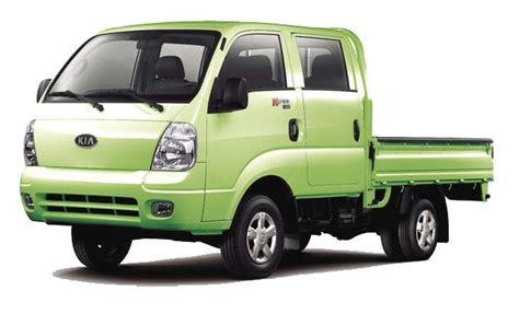 Kia Light Truck Kia Bongo Light Trucks Commercial Vehicles Technical