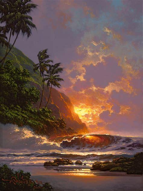 fotos de paisajes preciosos roy tabora symphony of the sea tutt art pittura