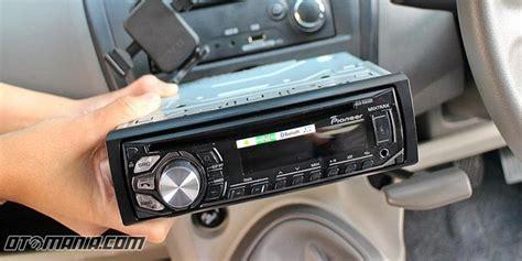 Usb Di Gramedia biasakan rawat audio sebelum mudik berita otomotif