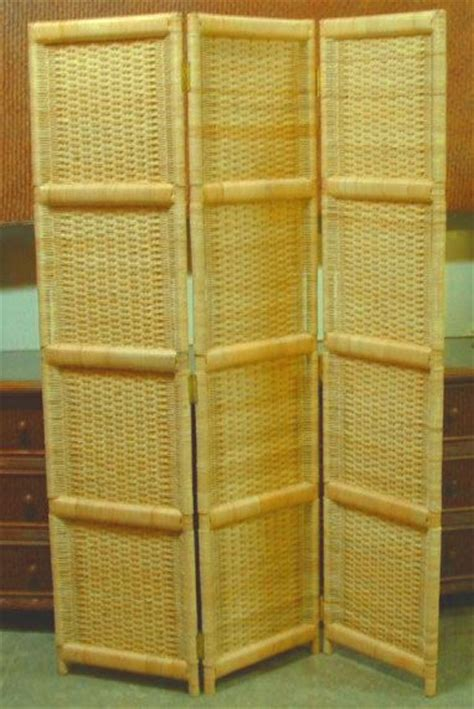 Rattan Room Divider Wicker Room Divider Indoor Wicker Furniture