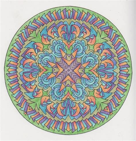 mystical mandala coloring book pdf 1704 best images about mandalas on dovers