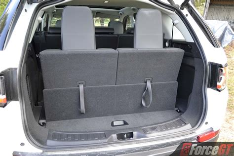 land rover discovery sport trunk space 2017 land rover discovery sport hse ingenium td4 180 review