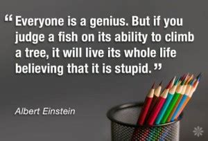 would you teach a fish to climb a tree a different take on with add adhd ocd and autism books 20 albert einstein quotes that will reveal reality of