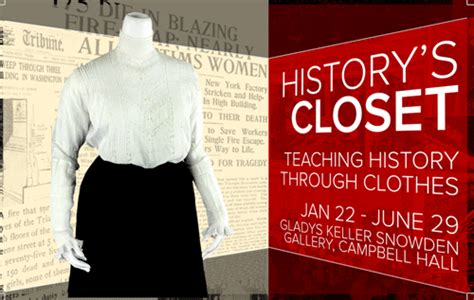 History Of The Closet by History S Closet Teaching History Through Clothes