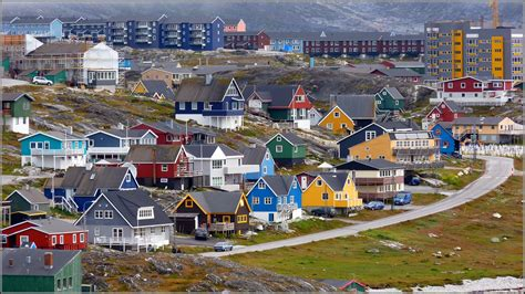 9 Obscure Capital Cities by Nuuk Dinamarca Travel And Other Combinations